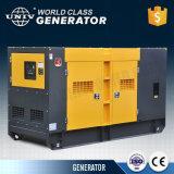 Sortie triphasée ca génératrice électrique diesel 50kw