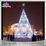 Holiday Decoration Light 5m Outdoor Lighted LED Metal Christmas Tree