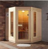 Quarto de vapor ao ar livre portátil pessoal ou comercial da sauna