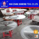 La plupart de lame appropriée de diamant pour chaque matériau de découpage