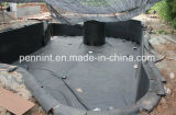 12m de ancho de caucho EPDM soldado Membrana impermeable Norma BS 6920.