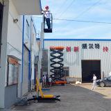 Het lucht Platform van het Werk voor Maximum Hoogte 9m