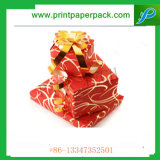 شوكولاطة حلوى يعبّئ عيد ميلاد المسيح [جفت بوإكس] ورقيّة
