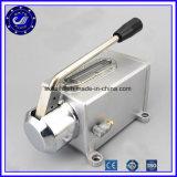 Mano-Presionar el surtidor de gasolina manual de la bomba del lubricador del petróleo