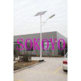 réverbère solaire de 30W 6m Polonais