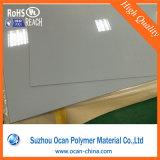 Strato di plastica 0.5mm del PVC di Grey scuro rigido per il trattamento delle acque