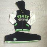 Fashion Boy Sports Clothes em Kids 2 PCS Coat + Pants Sq-6713