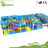 良質の子供のための穏かでおかしい屋内運動場装置