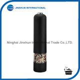 Moinho de pimenta ABS eléctrico/triturador com luz