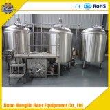 Оборудование заваривать пива оборудования винзавода пива корабля 2000L Stainess стальное