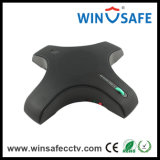 USB Mircophone do bate-papo de Skype do microfone do USB do jogo de computador