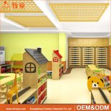 Vorschulmöbel-Gesamtaufbau-Kindergarten-Schreibtische und Stühle für Kinder