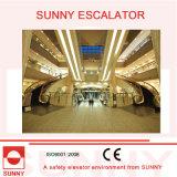 Gebogenes Escalator Spiral/Helical Escalator für Einkaufszentrum und Commercial Buildings