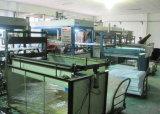 ファースト・フードのふたおよび皿のためのThermoformingプラスチック使い捨て可能な機械