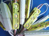 Novo Módulo LED de Injeção Módulo LED à Prova de Água 5730 com Lente Amarelo