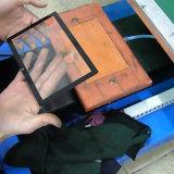 Tabletop Bildschirm-Drucker mit pneumatischem gefahrenem Worktable