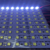 Brilho 5054 72LED SMD/m faixa de barra rígida