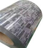 La couleur a enduit la bobine en acier de Galvalume pour l'industrie de meubles