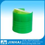 プラスチックシャンプーのびんのための33/410の大きいサイズディスク上の帽子の出版物の帽子