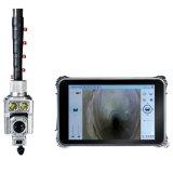 Inspeção do pipeline de CCTV Câmara HD Robô