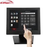 Производство POS OEM 12-дюймовый монитор с сенсорным экраном