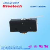 Interruptor sensível básico do interruptor de limite das aprovações do cUL do UL de ENEC grande micro