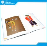 Pleine couleur Grande taille Perfect Bound Book Printing