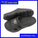 Hombre cómodo EVA zapato deslizador de interior con cuatro colores (T1687)
