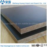 Melamina contínua do cor/a de madeira da grão enfrentou o MDF para a mobília interna