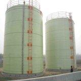 El FRP Horizontal o Vertical para recipientes a presión el depósito de productos químicos