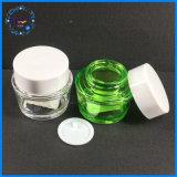 Vaso impaccante cosmetico personalizzato della plastica 50ml