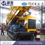 In pieno impianti di perforazione idraulici di carotaggio dell'aria aperta Hfcr-8 (cliente approvato)