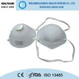Masque de poussière protecteur approuvé de la CE en gros bon marché En149 Ffp2
