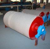 Poulies pilotantes lourdes/poulies pour le convoyeur à bande (diamètre 400mm)