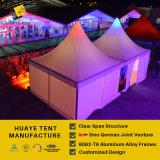 [5إكس5م] [هي بك] بيضاء [بغدا] خيمة لأنّ [فيب] غرفة ([هبا] [5م])