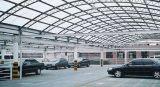 Het Chinese Beroemde Pakhuis/de Garage van de Structuur van het Staal van het Merk Lichte