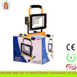 10W-50W SMD/COB LED Rechargeable及びPortable& Waterproof Flood Light/LED Working Light/LED Emergency Light