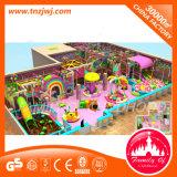 Детский лабиринт мягкой игровой площадкой для установки внутри помещений оборудование для продажи