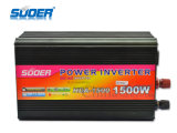 Suoer de boa qualidade 12V 1500W Power Inverter with Charger (HDA-1500C)