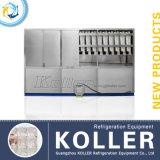 Koller 5tons PLC-Controller-automatische Eis-Würfel-Maschine im heißen Bereich