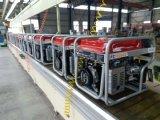 [7.5كو] إنتاج عادية يدويّة كهربائيّة مولّد بنزين