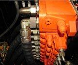 excavadora de cadenas de alta calidad Venta caliente la captura de la máquina de madera 9000kg.