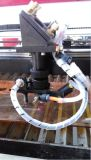 Taglierina del laser del coniglio Hx-4060se con l'indicatore del Rosso-PUNTINO