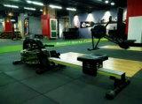 2018 Venta caliente mosaico de goma/rollo/gimnasio de enclavamiento/Fitness pavimentos hechas en China