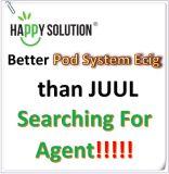저희에 있는 에이전트를 찾는 Juul 보다는 더 나은 깍지 시스템 Ecig 장치