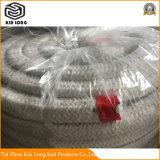 Fibra Cerâmica embalagem; fio de aço de alta densidade Praça trançado com reforço de fibra cerâmica embalagem;