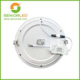 Venta caliente el doble de la luz del panel LED de color con el mejor precio