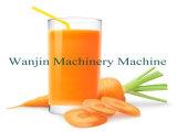 Maquinaria automática llena del embotellado del jugo