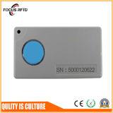 Cartão ativo do controle de acesso RFID do veículo com microplaqueta dobro MIFARE 1K