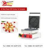 Machine de cône de gaufre pour la machine commerciale de gaufre de matériel d'utilisation/restauration